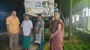 2 tribal destitute womens